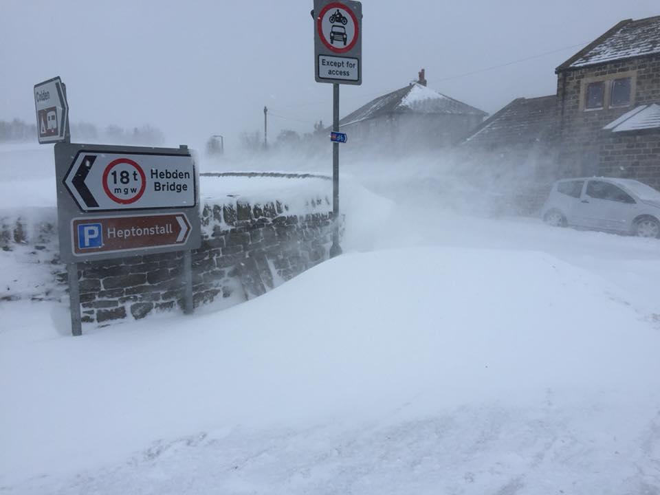 car snow2