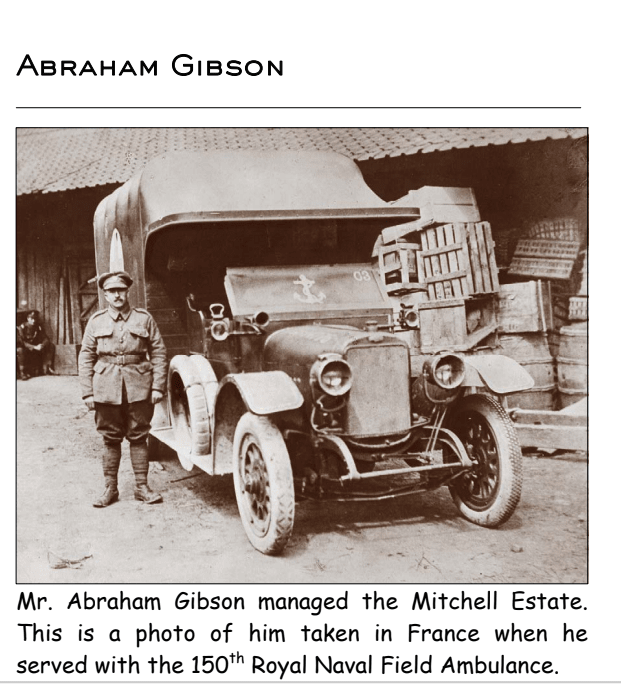 photo of Abraham Gibson