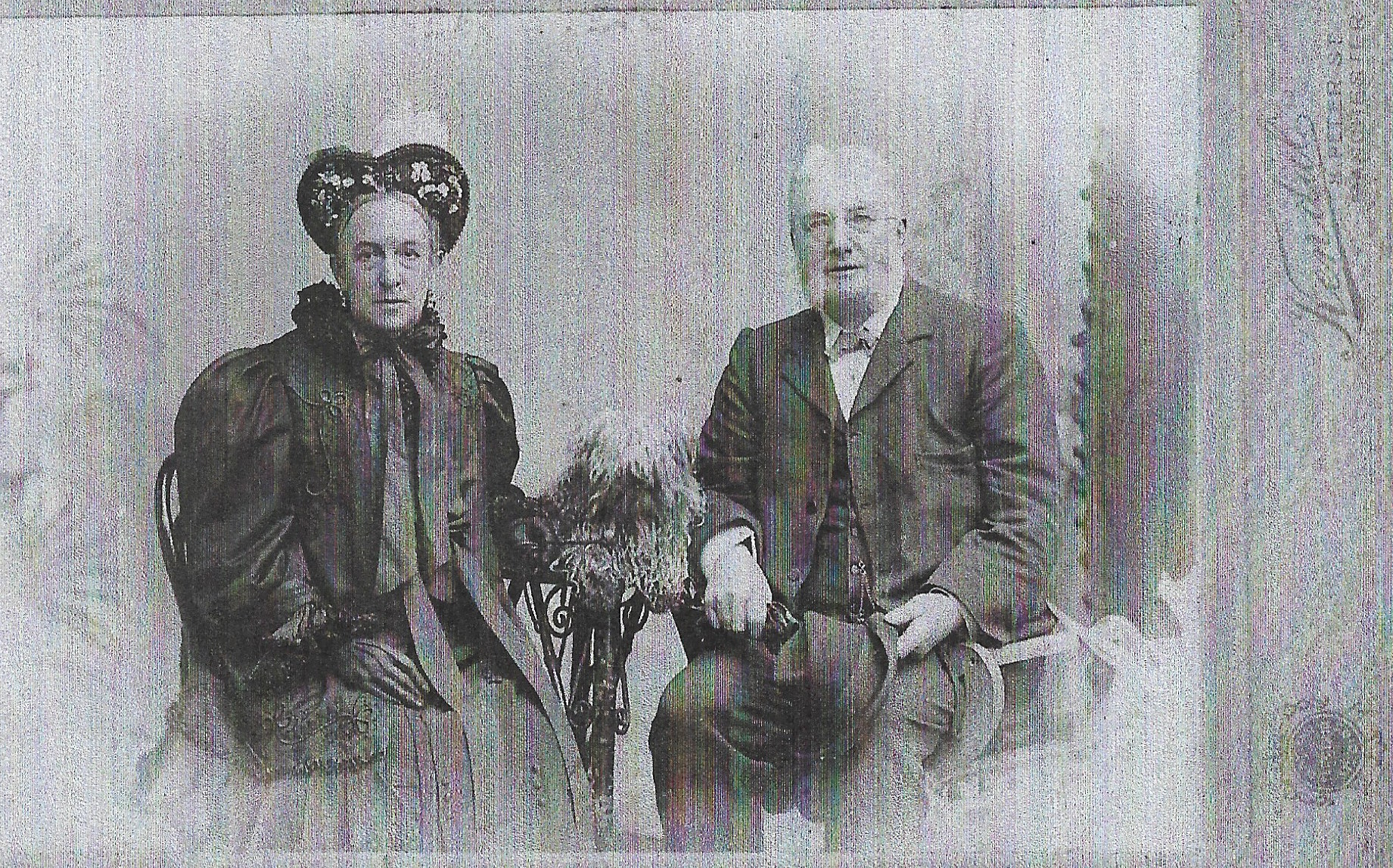 Samuel and Joanna Denton older
