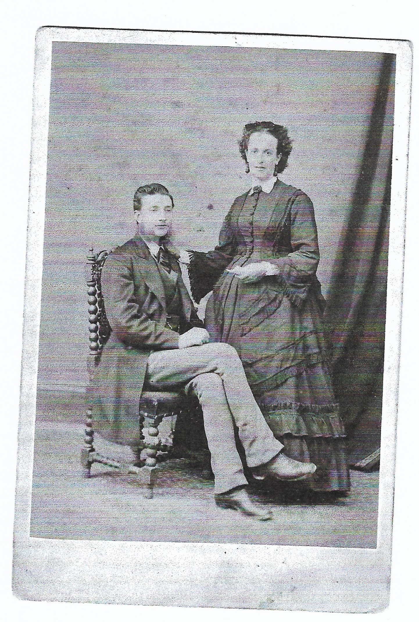 Samuel and Joanna Denton younger